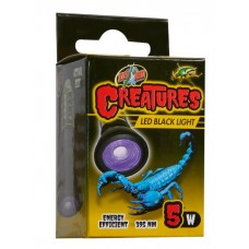 Zoo Med Creatures Black Light 5W