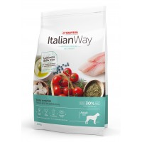 Giuntini Italian Way Cão Maxi Peso Ideal Truta & Mirtilos