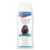 Trixie Shampoo 2in1 p/ Cães 250 ml