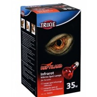 Trixie Reptiland Infrared Heat Spot Lamp Red