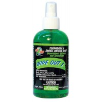 ZooMed Wipe Out 1 - Limpeza de Terrário 258 ml