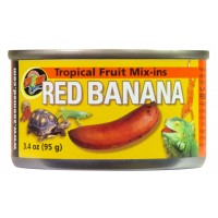 Zoo Med Tropical Fruit Red Banana Mix-Ins 95 gr