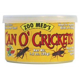 ZooMed Can O'Crickets 35 gr