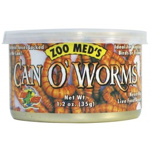 ZooMed Can O'Worms 35 gr