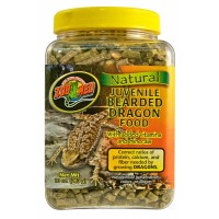 Zoo Med Natural Bearded Dragon Food